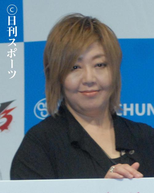 緒方恵美(15年12月撮影)