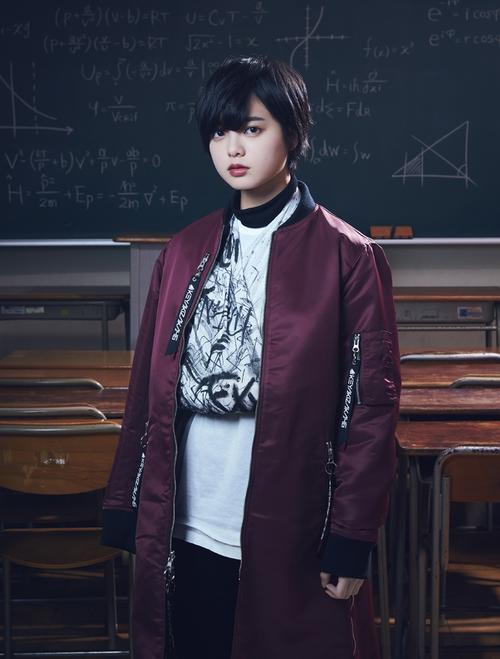 9月公開の「響 -HIBIKI-」で、映画初出演初主演が決まった平手友梨奈