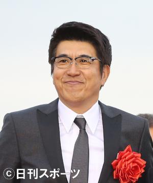 石橋貴明(2014年12月28日撮影)