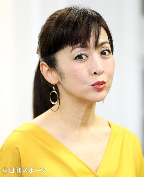 斉藤由貴(2018年1月18日撮影)