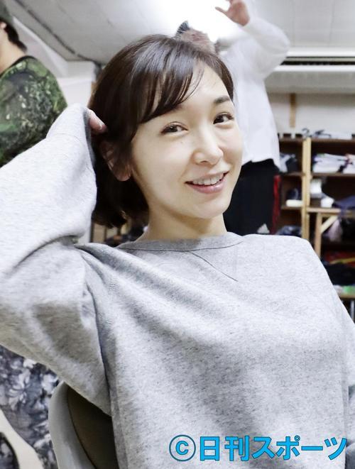 加護亜依(18年2月27日撮影)