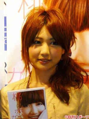 ブロガーの桃さん(2010年3月6日撮影)
