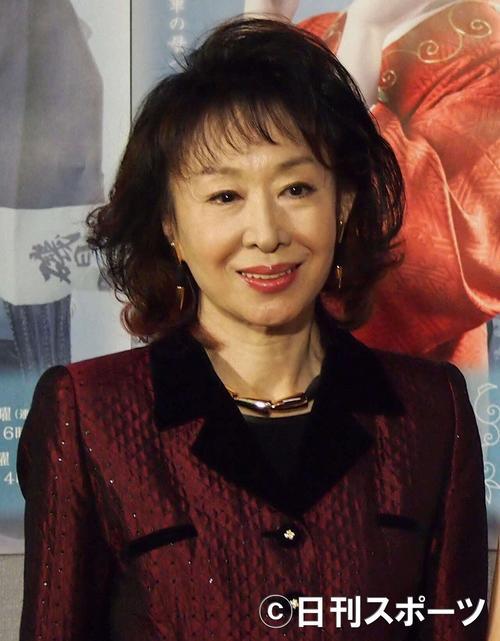 三田佳子(2016年11月29日)