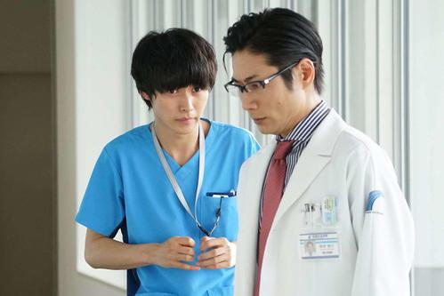 山崎賢人「グッド・ドクター」第8話9・4%