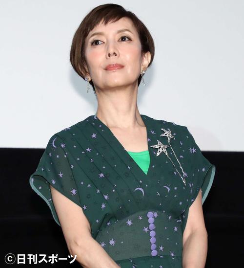 戸田恵子(2018年6月30日撮影)