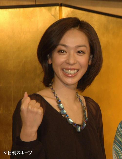 遊井亮子(2008年12月8日撮影)