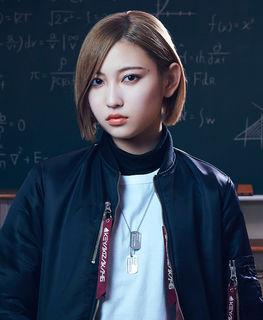 欅坂46からの卒業が発表された志田愛佳