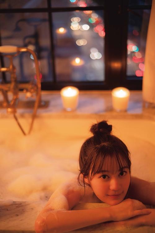 生田絵梨花、お団子ヘアのバブルバスショットを解禁 - 乃木坂46 : 日刊スポーツ