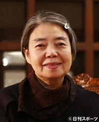 樹木希林さん(2012年12月1日撮影)