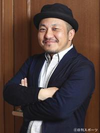 「孤狼の血」で監督賞を受賞した白石和弥監督(撮影・浅見桂子)