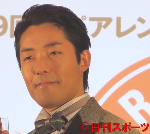 オリエンタルラジオ中田敦彦(2016年12月1日撮影)