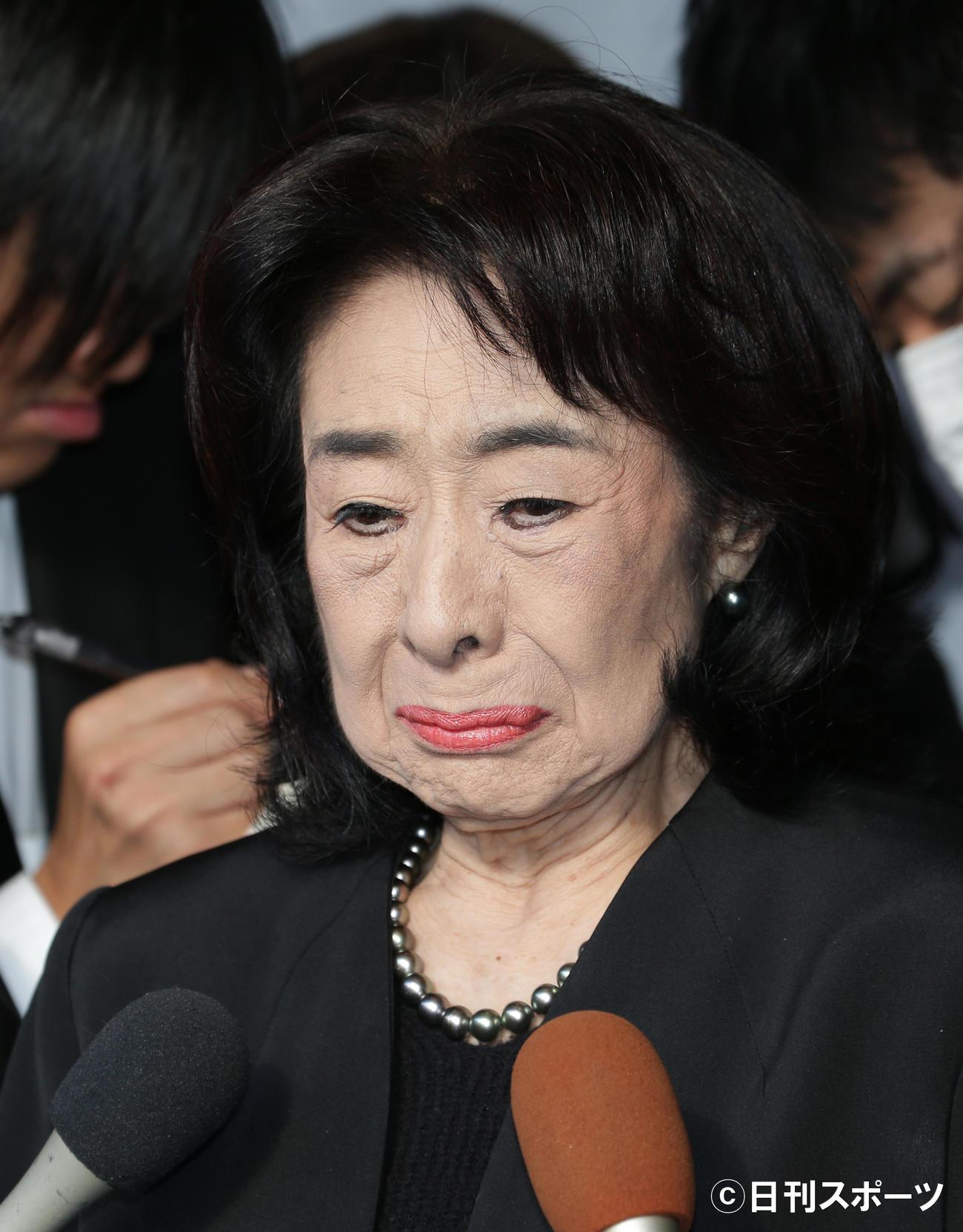 中村玉緒、赤木さんの思い出「地下鉄で切符10枚」 - おくやみ : 日刊 ...