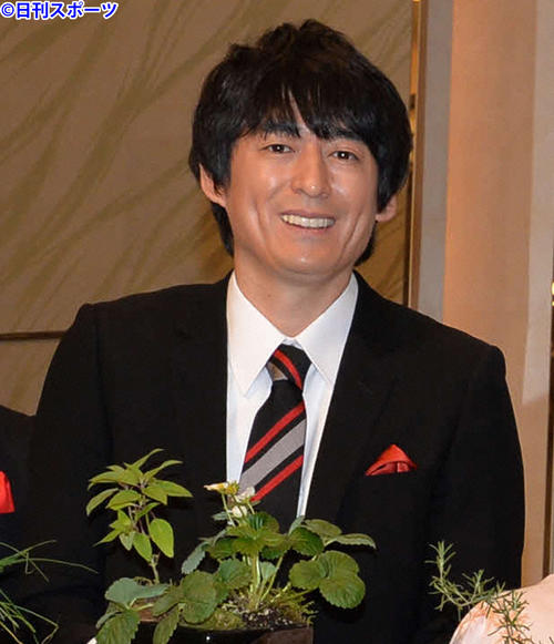 博多大吉(16年10月31日撮影)