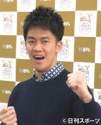 武井壮(2017年3月6日撮影)