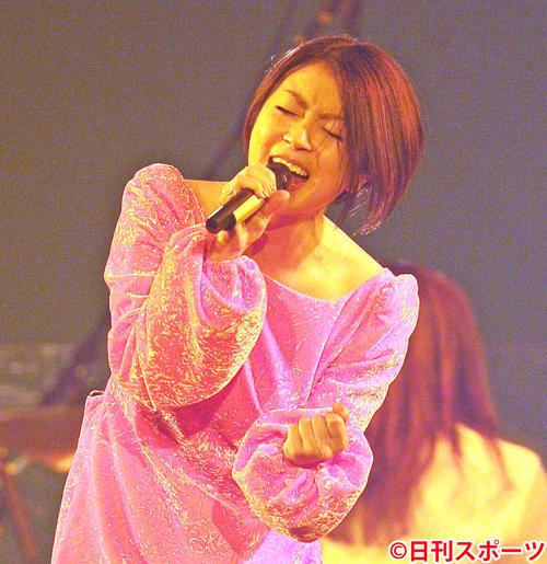 宇多田ヒカル(2010年12月9日撮影)
