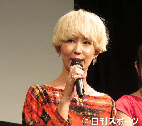 木村カエラ(2018年8月19日撮影)