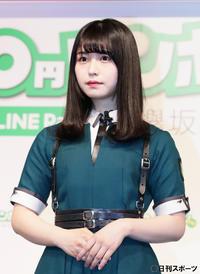 欅坂卒業の長濱ねる、発表後初ブログも時期言及せず - 乃木坂46 : 日刊スポーツ