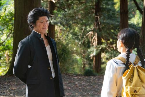 NHK「なつぞら」で番長の門倉努を演じる板橋駿谷