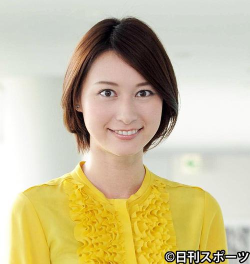 小川彩佳アナ