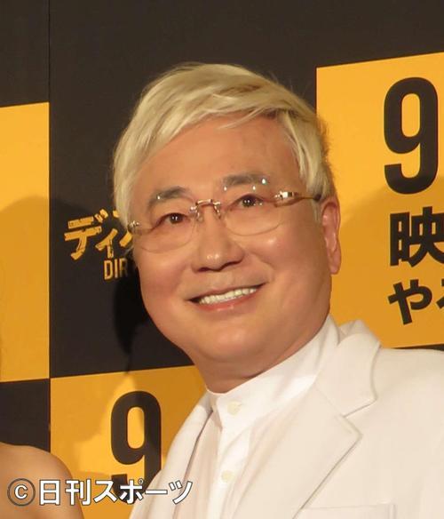 高須克弥院長(2016年8月24日撮影)