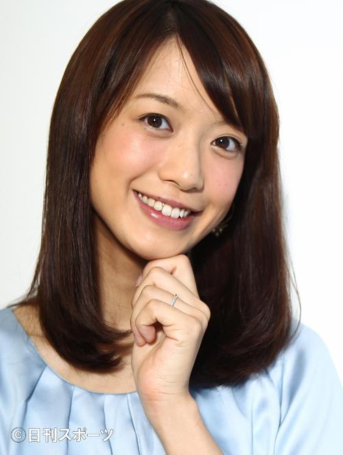 八木麻紗子アナウンサー