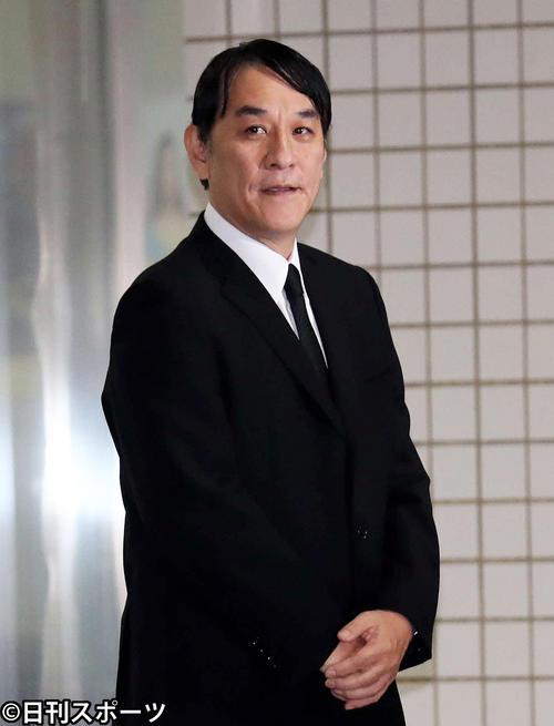 ピエール瀧被告(2019年4月4日撮影)