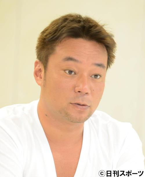 戸賀崎智信氏(2012年7月29日撮影)