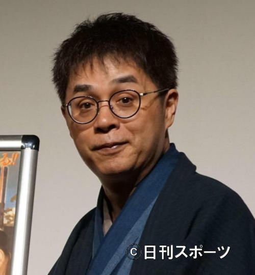 立川志らく(18年10月撮影)