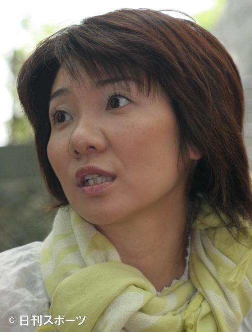 松居直美(2007年5月10日撮影)