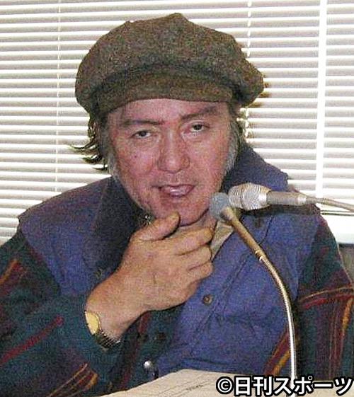 木村進さん(2003年10月16日撮影)