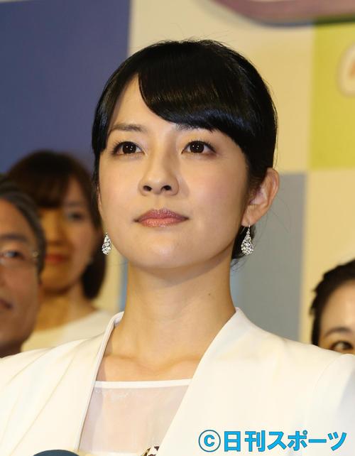 NHK鈴木奈穂子アナウンサー
