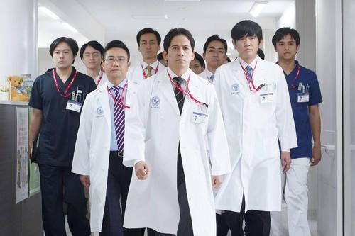 テレビ朝日開局60周年記念5夜連続ドラマ「白い巨塔」第5夜から