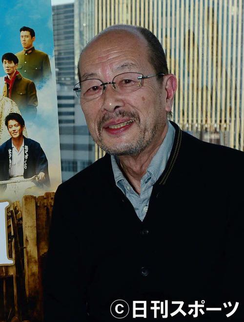 降旗康男さん(2013年12月6日撮影)