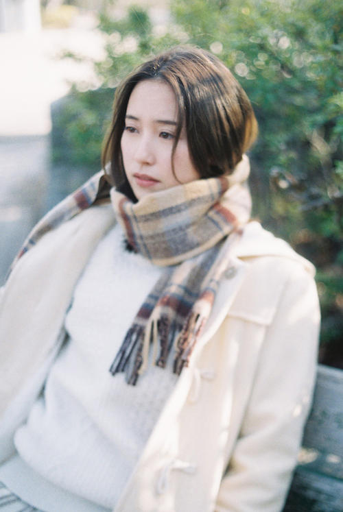 「静かな雨」で映画初出演初主演を果たす衛藤美彩