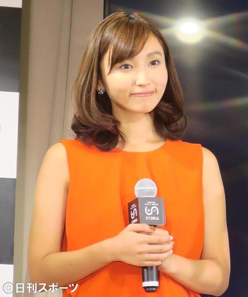 吉木りさ(2016年10月4日撮影)