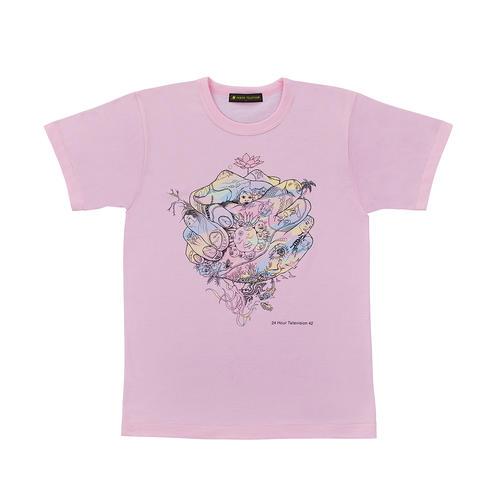 嵐の大野智がデザインした「24時間テレビ」のTシャツ