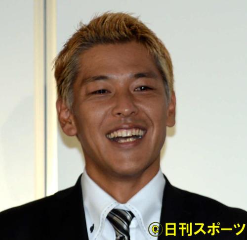 田村亮(2013年9月17日撮影)