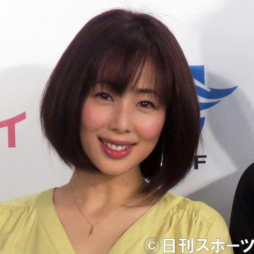井上和香(2017年3月5日撮影)