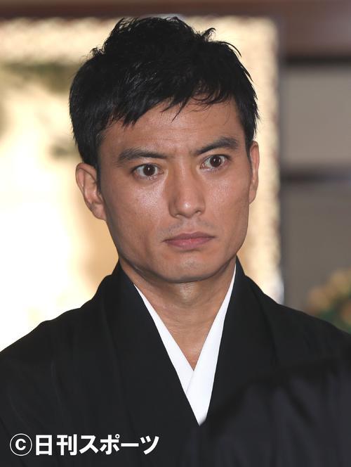 徳重聡(15年11月10日撮影)