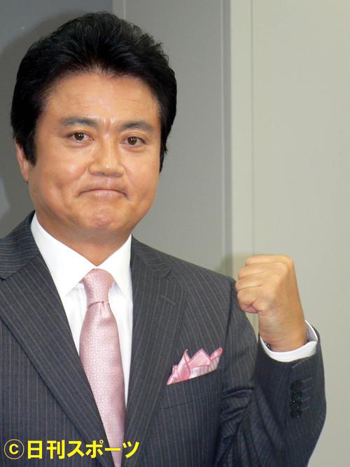 堀尾正明アナ