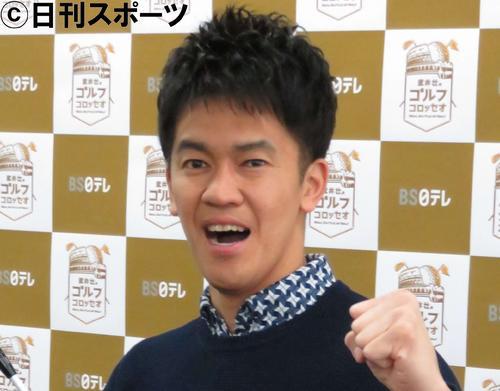 武井壮(17年3月6日撮影)