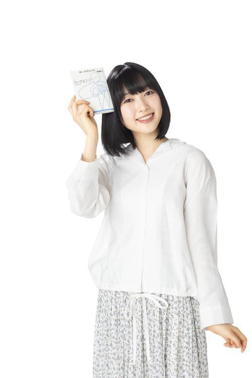「乃木坂文庫」フェアで「ちいさな王子」を担当する北川悠理