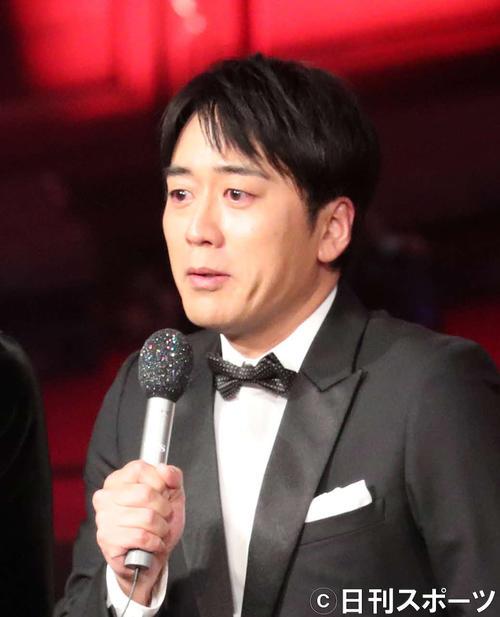 安住紳一郎アナウンサー(2017年12月30日撮影)