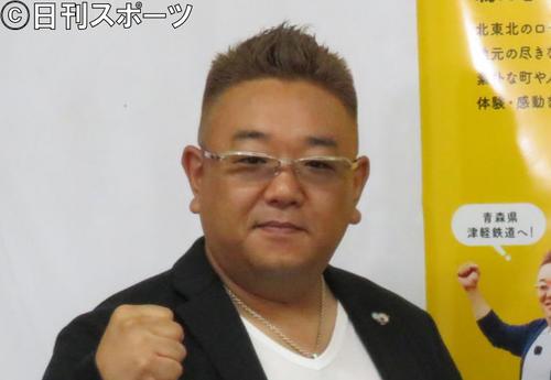伊達みきお(18年5月撮影)