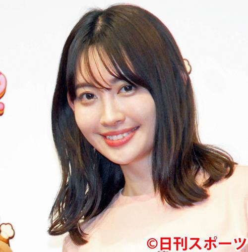 小嶋陽菜(2018年2月14日撮影)