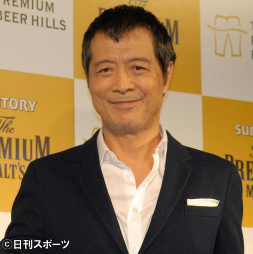 矢沢永吉(2014年5月20日撮影)