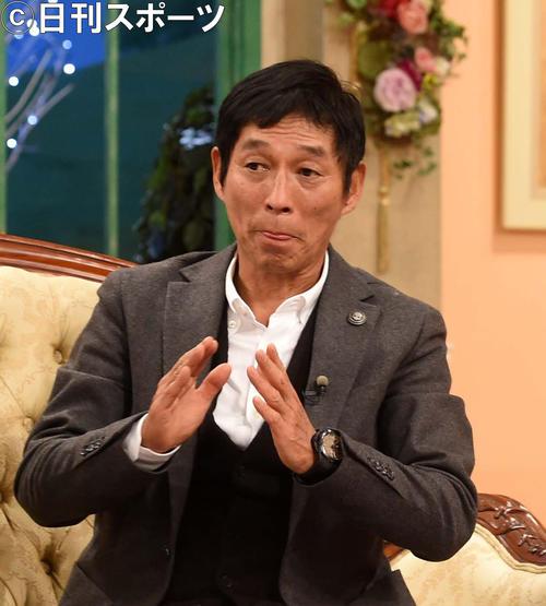 明石家さんま(2016年1月22日撮影)