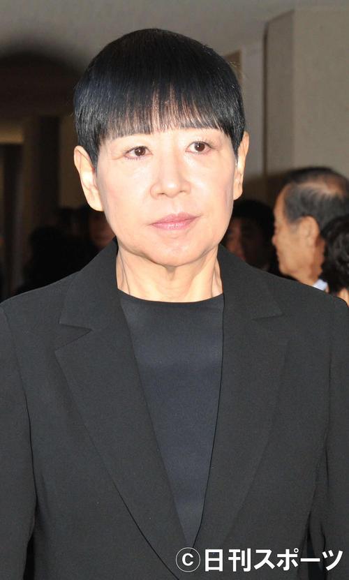 和田アキ子(2012年12月7日撮影)