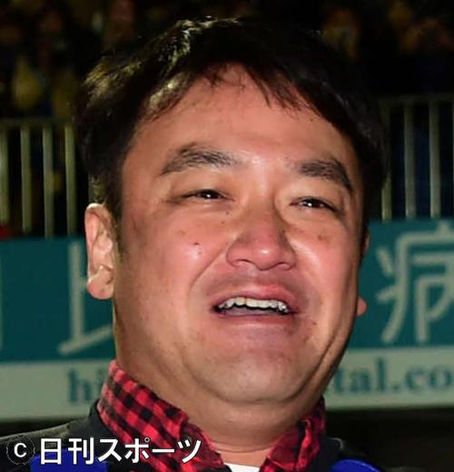 たむらけんじ(2014年12月6日撮影)