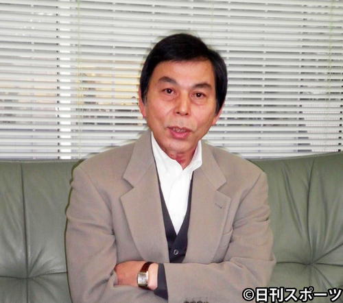 木村政雄氏(2011年3月4日撮影)